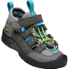 Keen Hikeport Vent Shoes Kids Magnet/Greenery